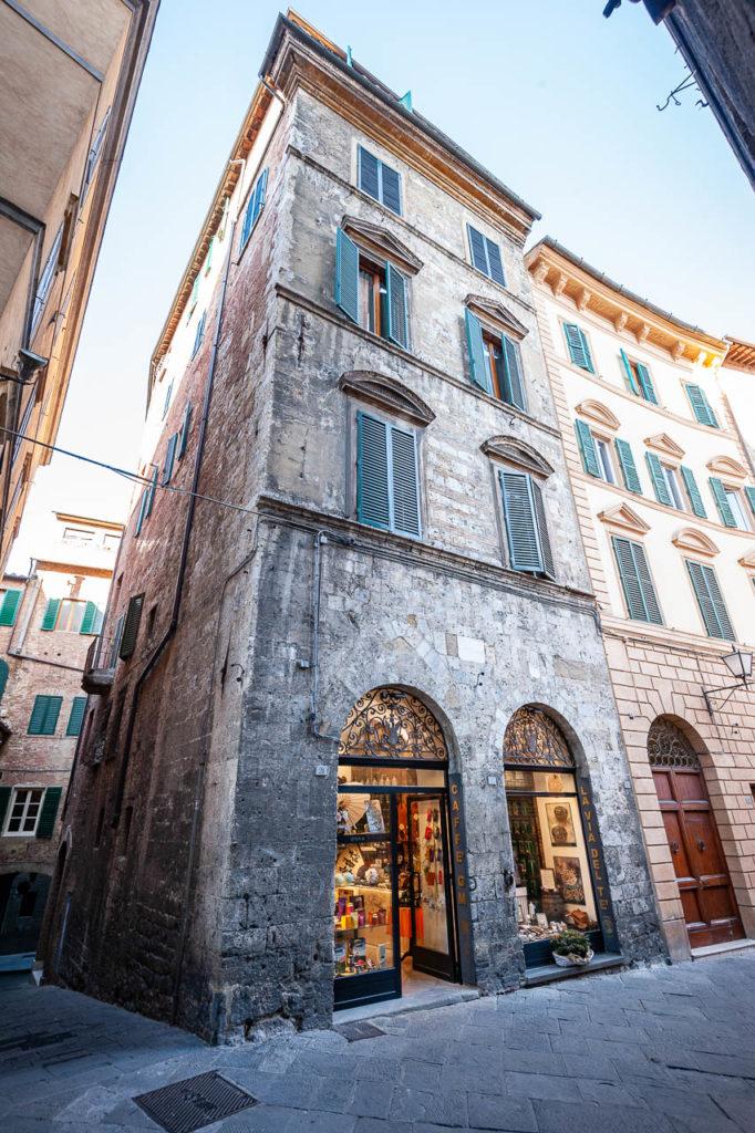 Casa di Cecco Angiolieri foto di Duccio Fiorini