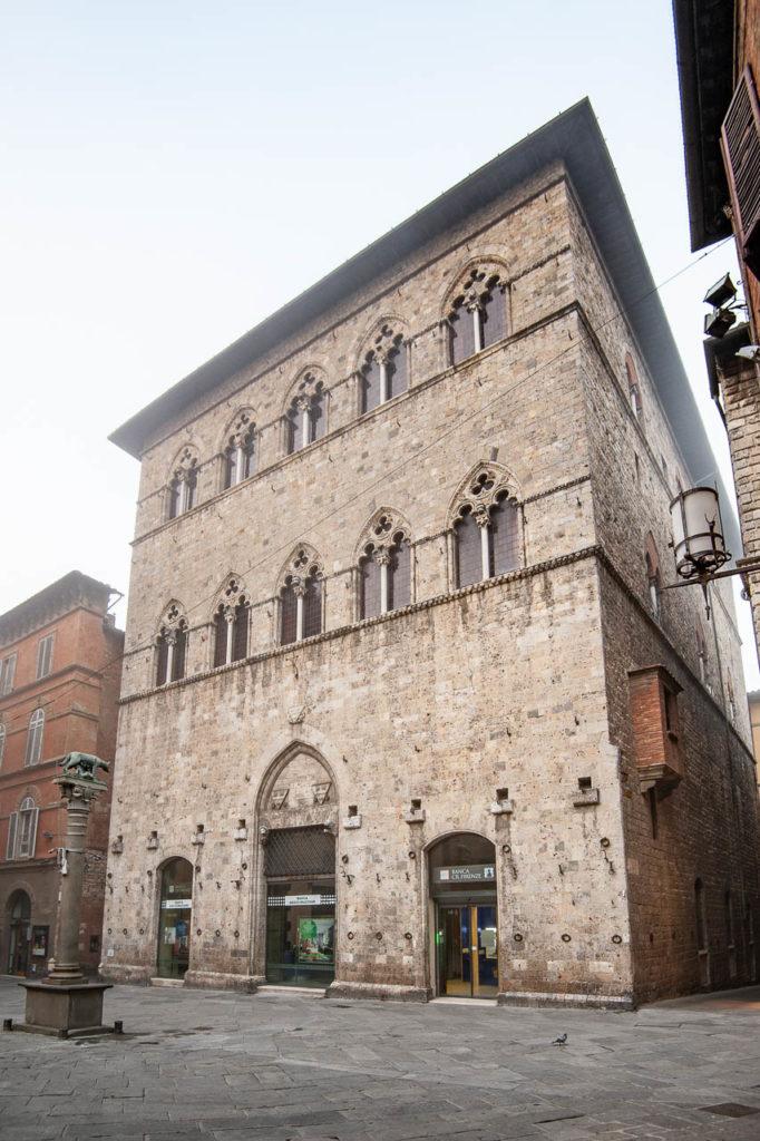 Palazzo Tolomei - Duccio Fiorini