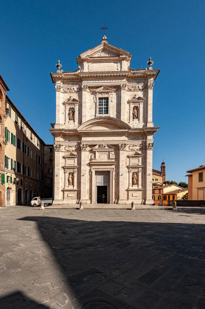 Insigne Collegiata di Santa Maria in Provenzano_ Duccio Fiorini