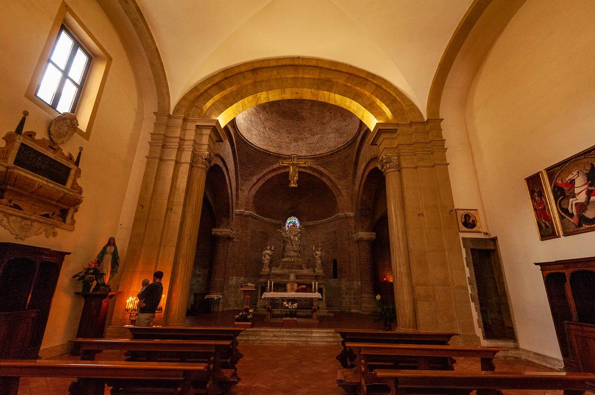 Chiesa di San Cristoforo Duccio Fiorini