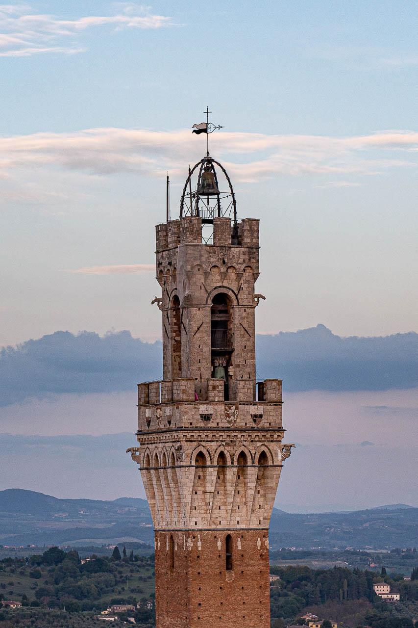 Torre del Mangia foto di Duccio Fiorini