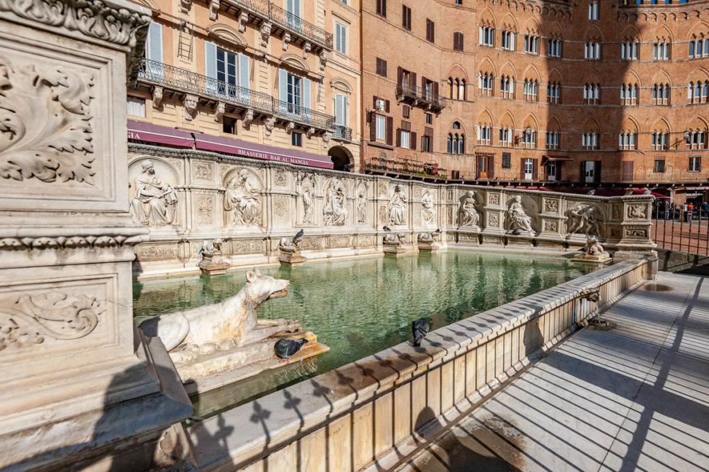 Fonte Gaia foto di Duccio Fiorini